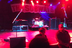 The Subways in Birmingham Ballroom.JPG
