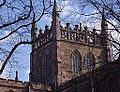 The Tower of Dunfermline Abbey Church in Fife Scotland (8668654893).jpg