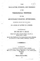 The True Nature, Evidence, and Tendency of the Theological Writings of the Honourable Emanuel Swedenborg Examined.pdf
