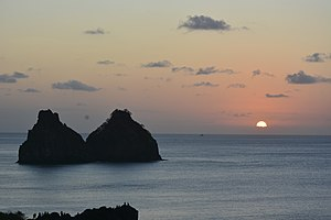 Fernando de Noronha - Two Brothers Rock