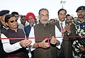 "The Union Minister for Agriculture and Farmers Welfare, Shri Radha Mohan Singh inaugurating the ""Krishi Unnati Mela, 2017"", in New Delhi.jpg"