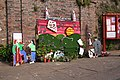 The West Malvern Tap - 2007 Well Dressing - Elgar - geograph.org.uk - 423365.jpg