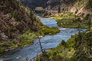 Rogue River (Oregon) River in Oregon, United States