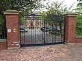 The former Girls High School gates - geograph.org.uk - 806349.jpg