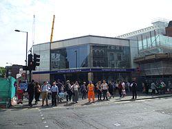 Tottenham Court Road (metropolitana di Londra)