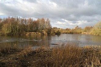 Padgate - River Mersey in Padgate