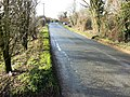 The road to Calmsden from Fosse Cross - geograph.org.uk - 642753.jpg
