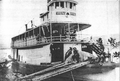 The steamship Peace River, at Hudon's Hope, July 1912.png