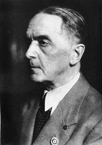 Theodor Vahlen - Image: Theodor Vahlen Portrait