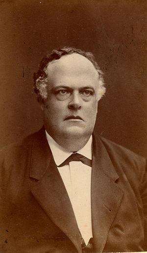 Theodor Wisén - Theodor Wisén (1835-92)