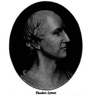 Theodore Lyman (militiaman) - Image: Theodore Lyman 5th Mayor of Boston