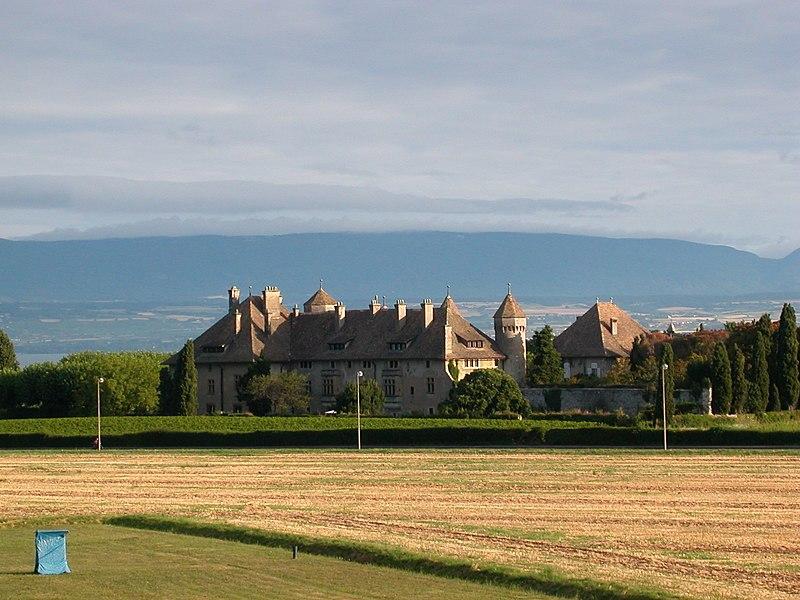 Fichier:Thonon-les-Bains Ripaille.jpg