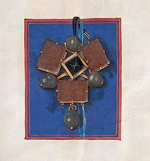 Three Brothers (jewel) Lost 14th-century piece of jewellery