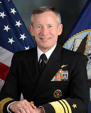 Ted N. Branch - Image: Thumb VADM Branch, Ted