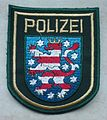 Thuringia State Police shoulder patch.JPG