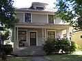 Thurston and Belle Johnson House, Ladd's Addition, Portland, Oregon.JPG
