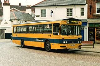 Tillingbourne Bus Company Former Surrey bus operator