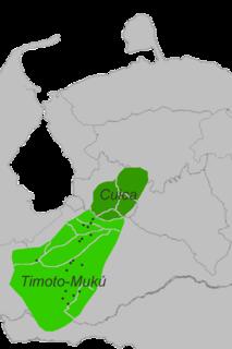 Timotean languages