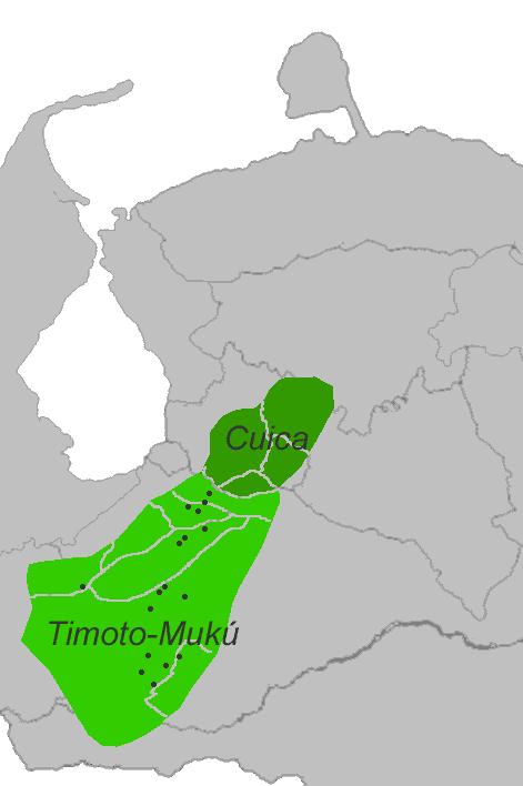 Timote-Cuica languages