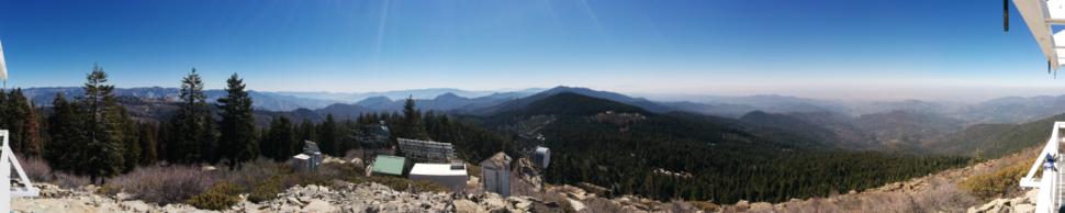Tobias Lookout - Southern View