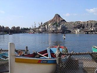 Tokyo DisneySea - Image: Tokyo Disney Sea 200610