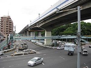 東京インターチェンジ's relation image
