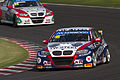 Tom Coronel and Mehdi Bennani 2013 WTCC Race of Japan (Qualify 1).jpg