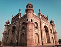 Tomb of Safdarjung- Isometric view.jpg