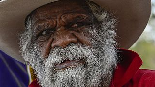 Yannima Tommy Watson Pitjantjatjara-speaking Indigenous Australian artist