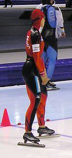 Tomomi Okazaki Japanese speed skater