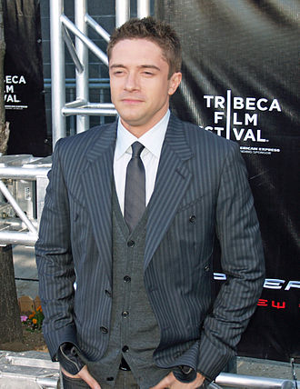Topher Grace - Grace at the Spider-Man 3 premiere, April 2007