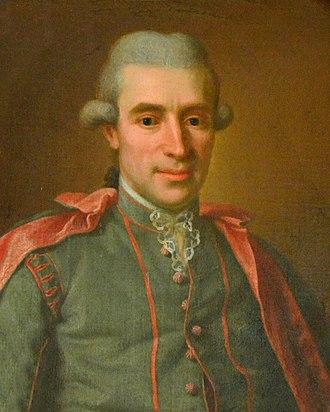 Torbern Bergman - Torbern Olaf Bergman (1735–1784)