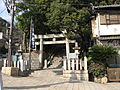 Torii of Gion shrine.JPG