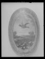 Tornérsköld med målning, DOCILI AUDALIA - Livrustkammaren - 28110.tif
