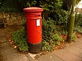 Torquay, postbox No. TQ1 61, Babbacombe Road - geograph.org.uk - 1468730.jpg