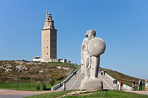 Tower of Hercules - Breogán and the Tower of Hercules
