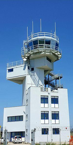Alghero-Fertilia Airport - Control Tower