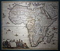 Totius Africae Accuratissima Tabula, by Frederick de Wit, Amsterdam, 1680 - Maps of Africa - Robert C. Williams Paper Museum - DSC00596.JPG