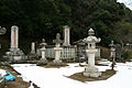 Tottori feudal lord Ikedas cemetery 037.jpg