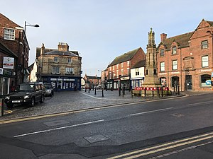 Uttoxeter - Town Centre, Uttoxeter