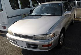 Toyota SPRINTER SE Limited (X-CE100) front.JPG