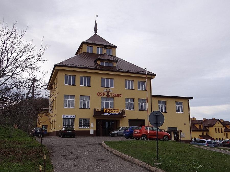 Trąbki, Lesser Poland Voivodeship