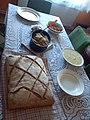 Traditional Polish home baked bread and food in Lower Silesia Poland.jpg