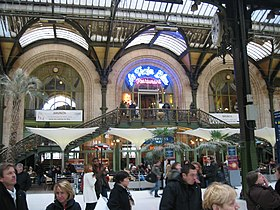 Image illustrative de l'article Le Train bleu (restaurant)