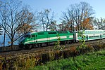 Trainspotting GO train -440 headed by MPI MP40PH-3C - 651 (8123530077).jpg