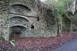 Treborough Human settlement in England