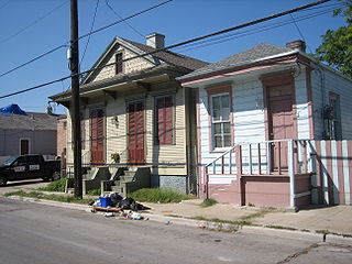Tremé New Orleans Neighborhood in Louisiana, United States