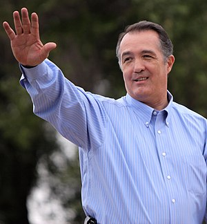 Trent Franks - Franks at the 2011 Veterans Day parade in Phoenix, Arizona.