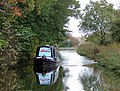 Trent and Mersey Canal near Barton-under-Needwood, Staffordshire - geograph.org.uk - 1580821.jpg