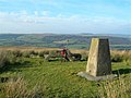 Trig Point On Barony Hill - geograph.org.uk - 594684.jpg